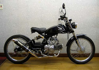 honda for solo rider motorbike