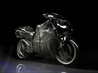 transparant hot motorbike wallpaper
