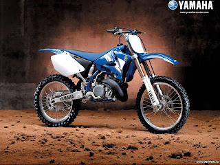yamaha trail hot wallpapper