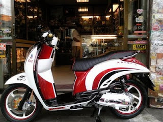 honda scoopy modification spec 4