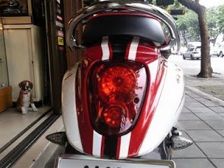 honda scoopy modification spec 2