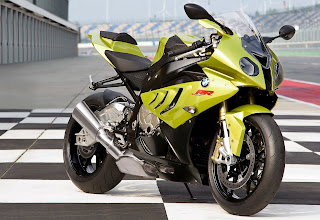motor cycle BMW model RR S1000 wallpaper
