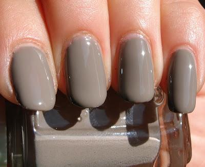 polish or perish essie chinchilly mink muffs. Black Bedroom Furniture Sets. Home Design Ideas