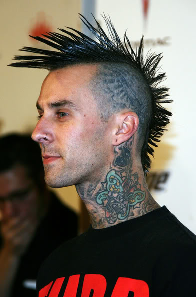 mohawk hairstyle pictures. about apparent haircuts