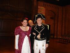 Napoleon and Josephine?