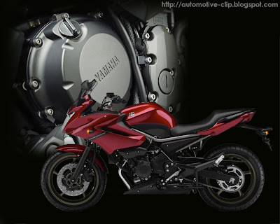 wallpapers yamaha. 2009 Yamaha XJ6