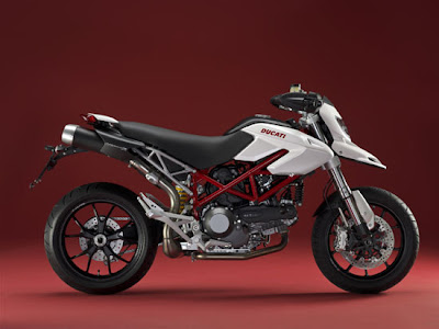 Modern Motorsport Ducati Hypermotard 1100 Sport Standard 2009