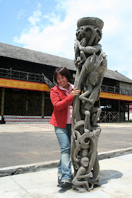 Dayak`s Long House