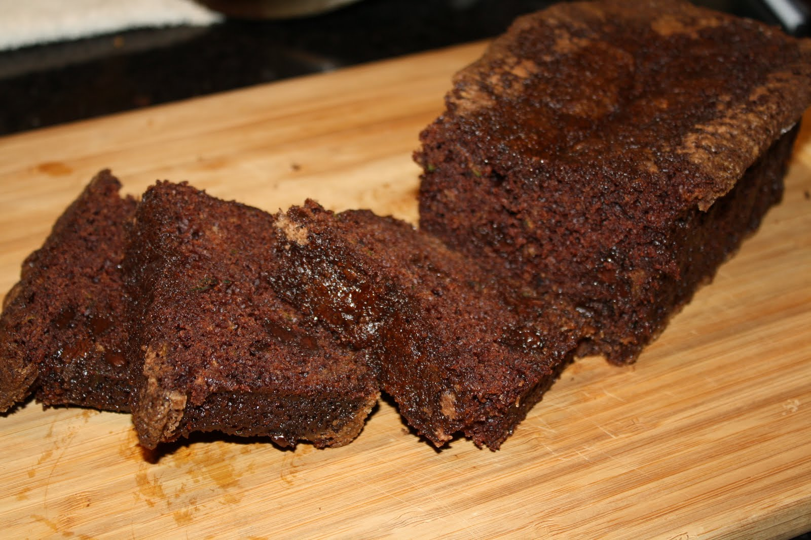 Seasoned with Love: Double Chocolate Zucchini Bread
