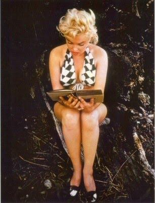 ailleurs eve arnold marilyn lit ulysse 1952. Black Bedroom Furniture Sets. Home Design Ideas