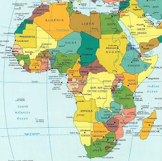 GEO Africa Map lg