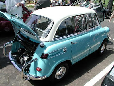 Offbeat Is Beat BMW Micro From - 600 bmw
