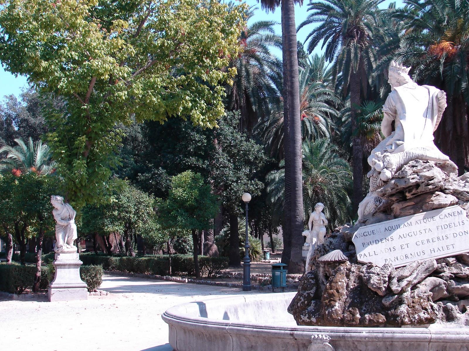 Viajediario palermo y 2 for Amapola jardin de infantes palermo