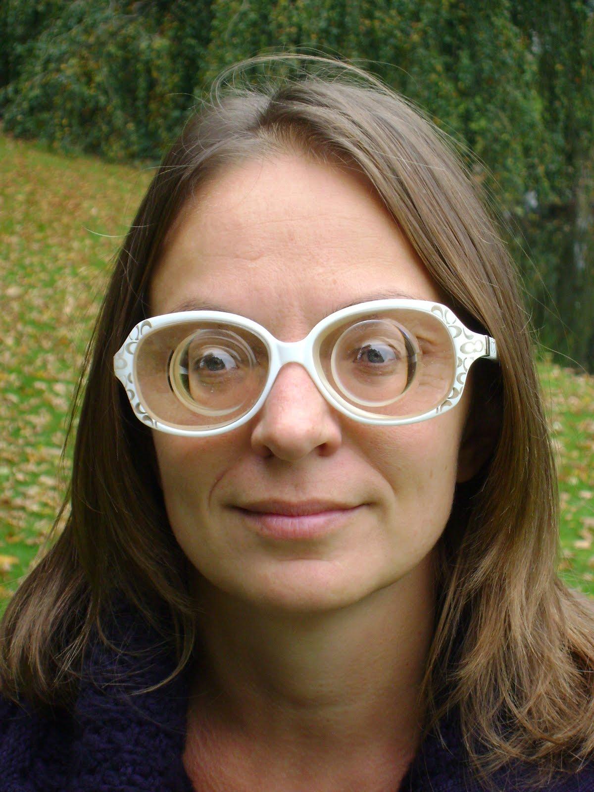 Blended Lenticular Lenses Glasses