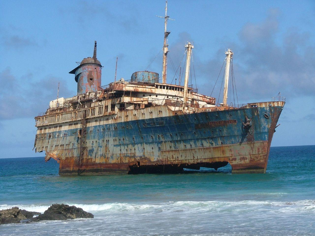 Los lugares abandonados mas espectaculares del Mundo
