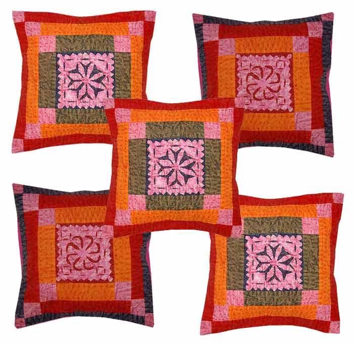 Square Floor Pillows Cushions : Dashing Square Floor Handmade Cushion Pillow Covers