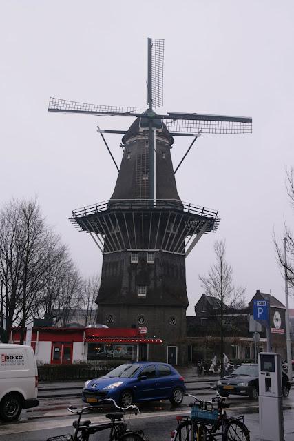 Мельница Амстердам