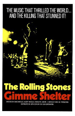 The Rolling Stones: Gimme Shelter Poster