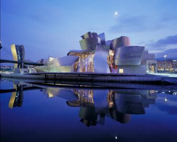 Notre  voyage à Bilbao (Paques 2010)