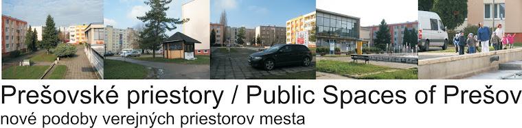 Prešovské priestory