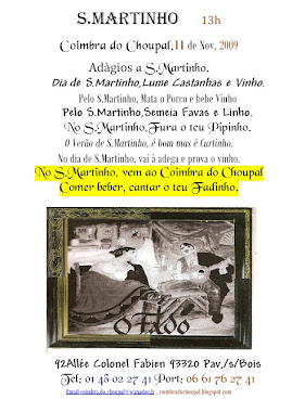 Adágios de S. Martinho