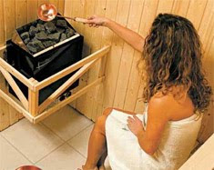 Amsterdam sauna and spa. Another option if you are in a city such as Berlin, ...