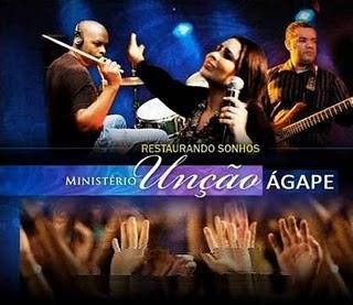 Ministério Unção Ágape - Restaurando Sonhos