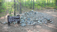 Rock Pile at Walden Pond