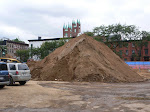 Dirt Pile at Condo Village