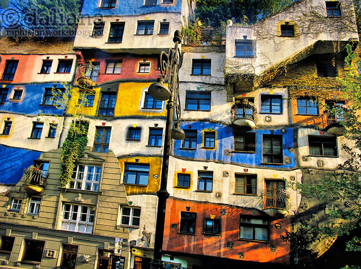 Hundertwasser On Pinterest Vienna Vienna Austria And Haus