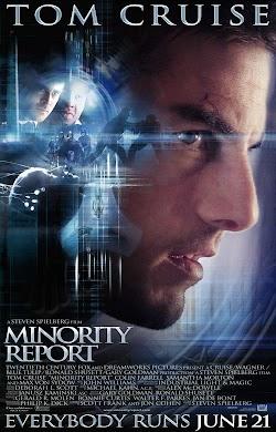 Báo Cáo Thiểu Số - Minority Report (2002) Poster