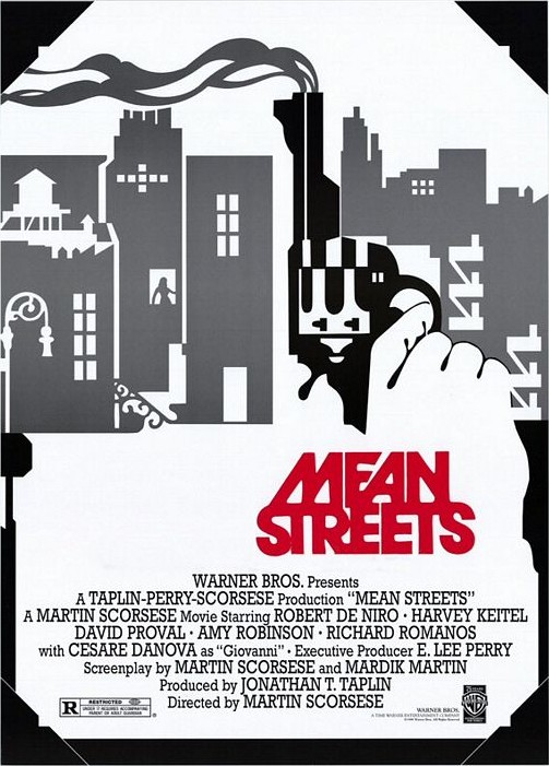an analysis of the film mean streets by martin scorsese Warner bros released the film in october 1973 and, it earned a selection in the us national film registry for been the best cultural and aesthetic film of the century (martin, & scorsese, 1973) this paper gives a review of the movie mean streets, through an analysis of its plot, themes and cinematography techniques.