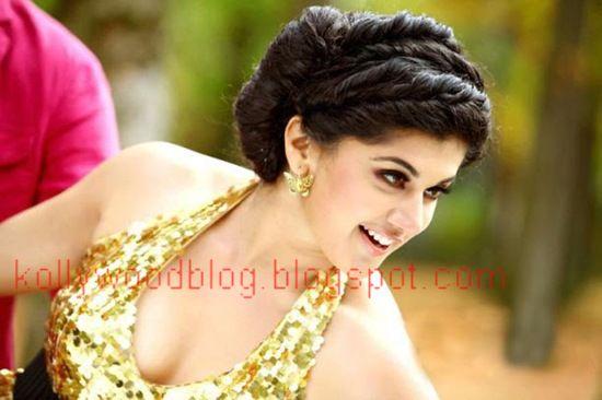 New Actress Tapsi Wallpapers