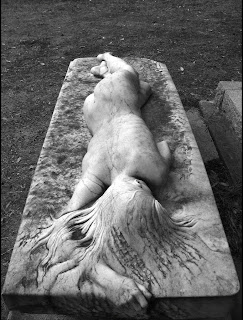 Woman Gravestone Seen On www.coolpicturegallery.net