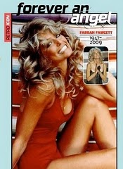 Farrah Fawcett tribute by Charlie&#39;s Angels Casebook author Jack Condon