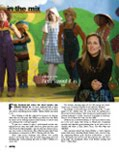 Marlee matlin feature in emmy magazine