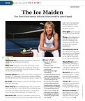 chris evert interview