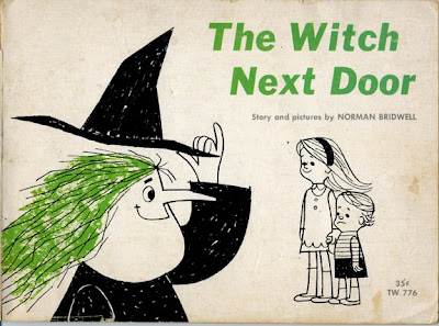The Story Is Told From Point Of View A Brother And Sister Who Befriend Green Haired Witch Moves Into Their Neighborhood