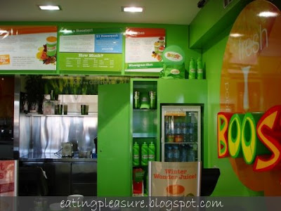 Boost juice franchise melbourne