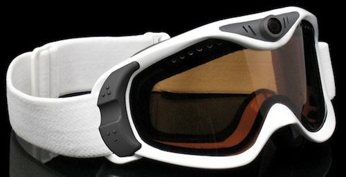 Asat Kamera Digital Berbentuk Kacamata Renang