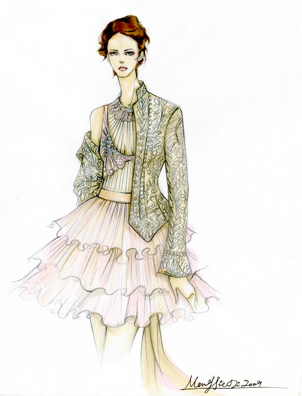 Aspects of fashion design 4