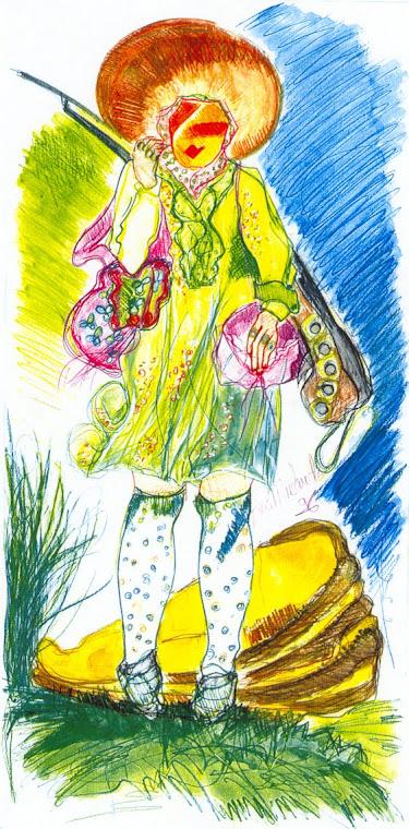 O Feminino no Cangaço - Maria Bonita