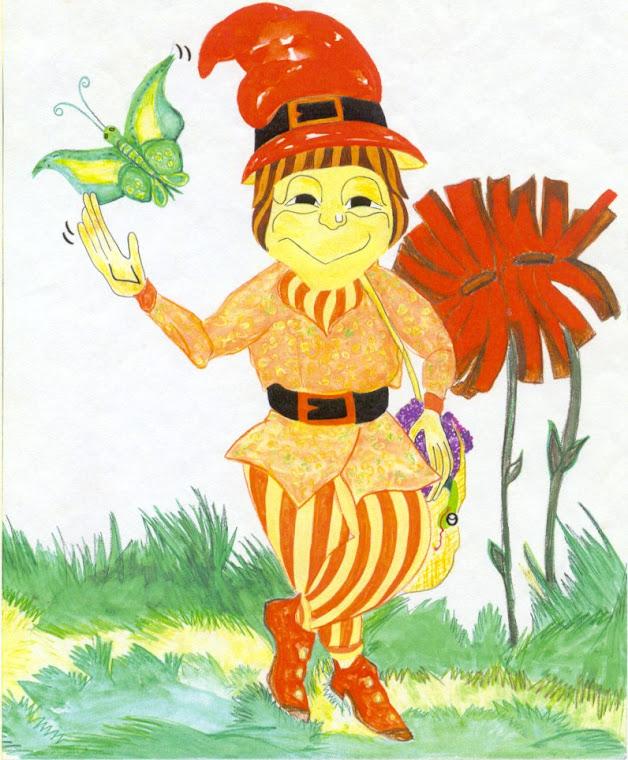 Capa de livro infantil - Ilustração