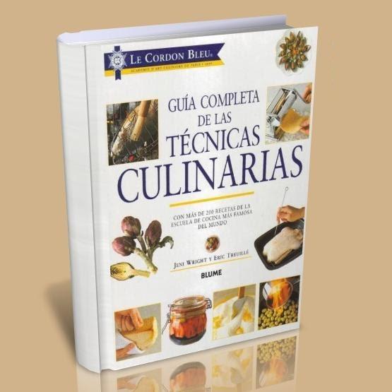 guia de las tecnicas culinarias libros digitales free
