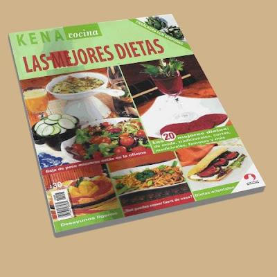 Revista. Las Mejores Dietas