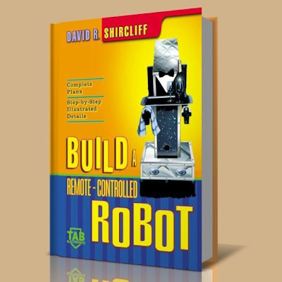 how to build a simple robot at home