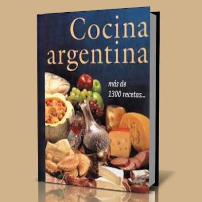 Cocina argentina mas de 1300 recetas libros gratis hco for Cocina argentina
