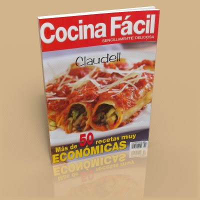 Cocina facil n 10 mas de 50 recetas economicas - Cocina facil para invitados ...