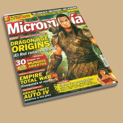 Revista Micromania Enero 2009