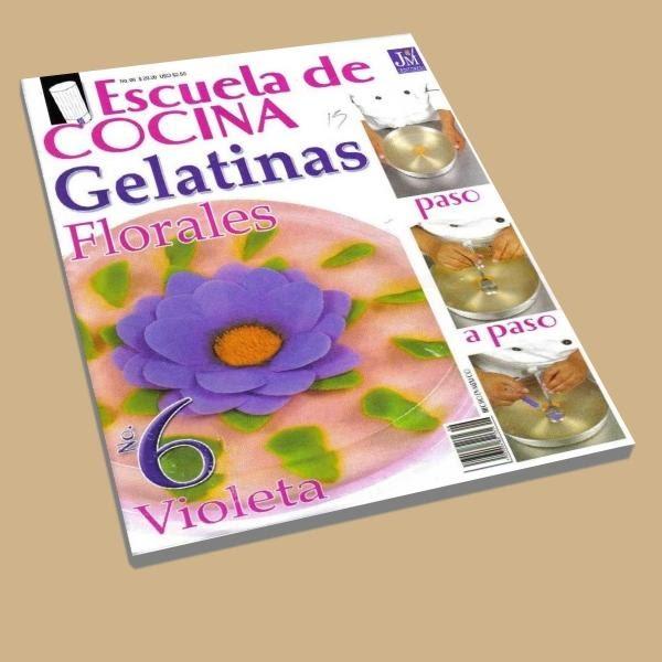 Escuela de cocina n 6 gelatinas libros gratis hco for Escuela de cocina